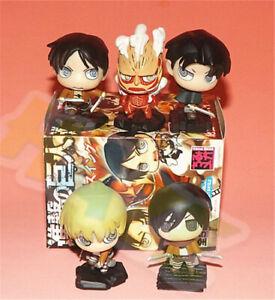 5pcs-Anime-Attack-on-Titan-Levi-Ackerman-PVC-Figure-Model-New