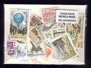 MONDO-BIGLIETTO-200-francobolli-diversi-timbrati-tutti-i-paesi