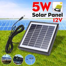 Portable 2W 18V 13.6X11X0.3cm 300MA Solar Battery panel charger BBC