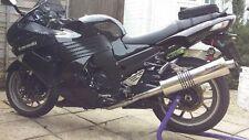 Kawasaki ZZR1400 ZX14R (06-07) Beowulf Silencers Exhausts Mufflers LIFE WARRANTY