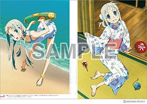 Anohana,Reborn!,Toradora! JAPAN Animation Art Works of Masayoshi Tanaka