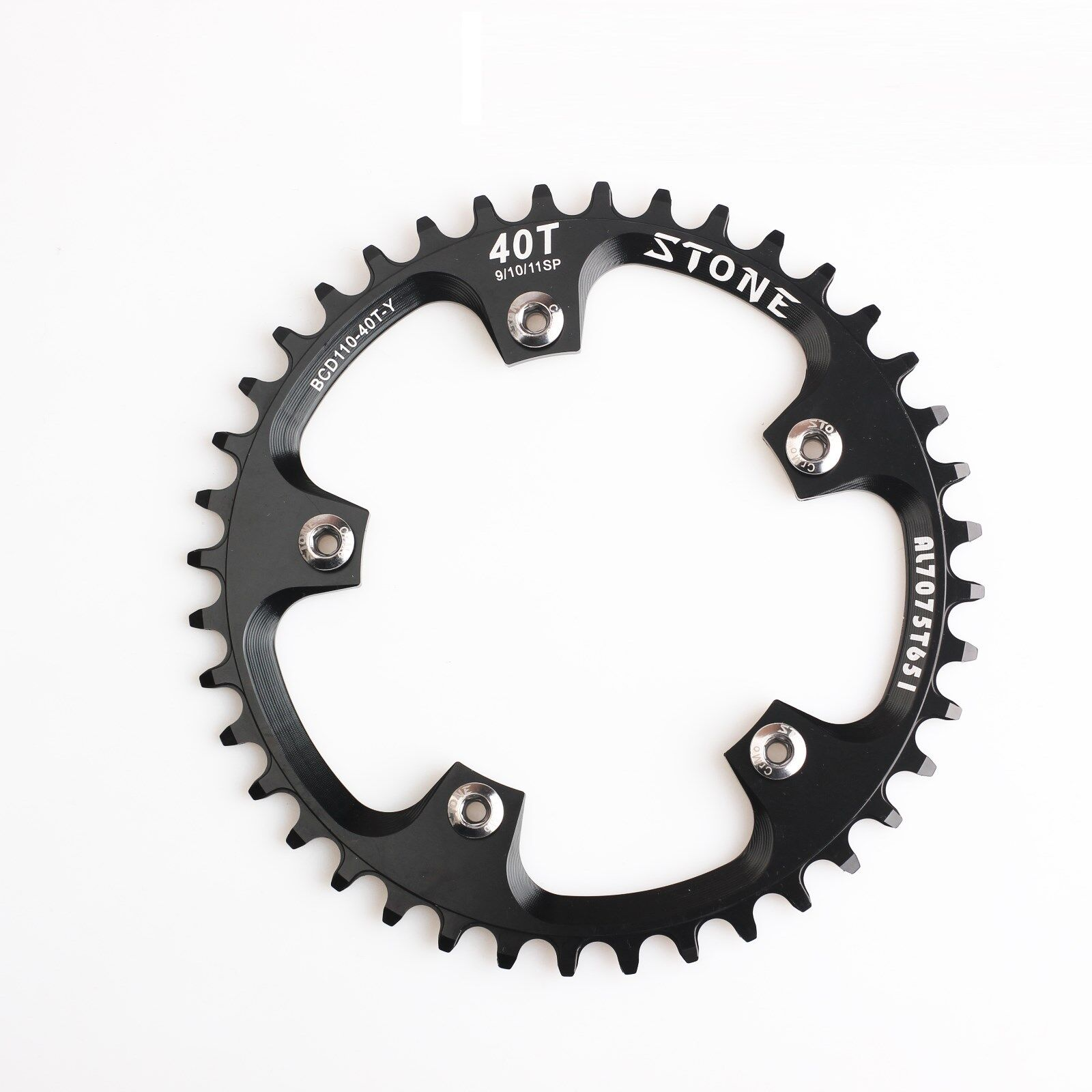 BCD110 Chainring Circle 5 bolts Narrow Wide for  Road Folding bicycle 1x System  trendy