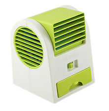 Mini Handheld Portable Fan Air Conditioner Water Cooler USB, Random Color