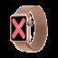 Dorado-c200-Bluetooth-reloj-curved-display-sim-camara-ip67-Android-iOS-Samsung miniatura 1