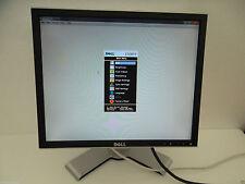 Dell 1908FP UltraSharp Monitor Black w//4-USB Hub VGA DVI D319J F028J D3073