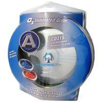 Cd315 Audiobahn 15 Led Illuminated Subwoofer Speaker Protective Grill Cover