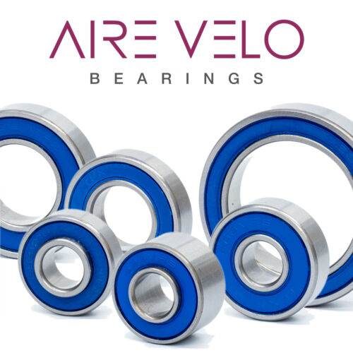 PIVOT SUSPENSION LINK BEARINGS FOR MTB BICYCLE SWING ARMS MAX COMPLEMENT