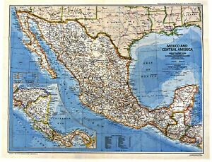1980-12-Aztec-World-Mexico-Central-America-National-Geographic-Map-Guide