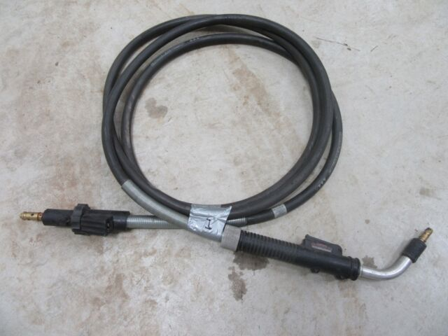 """MIG Welding Gun Liner 44-116 25/' 1//16/"""" for Tweco #3//#4 Lincoln 3//400A US Seller"""