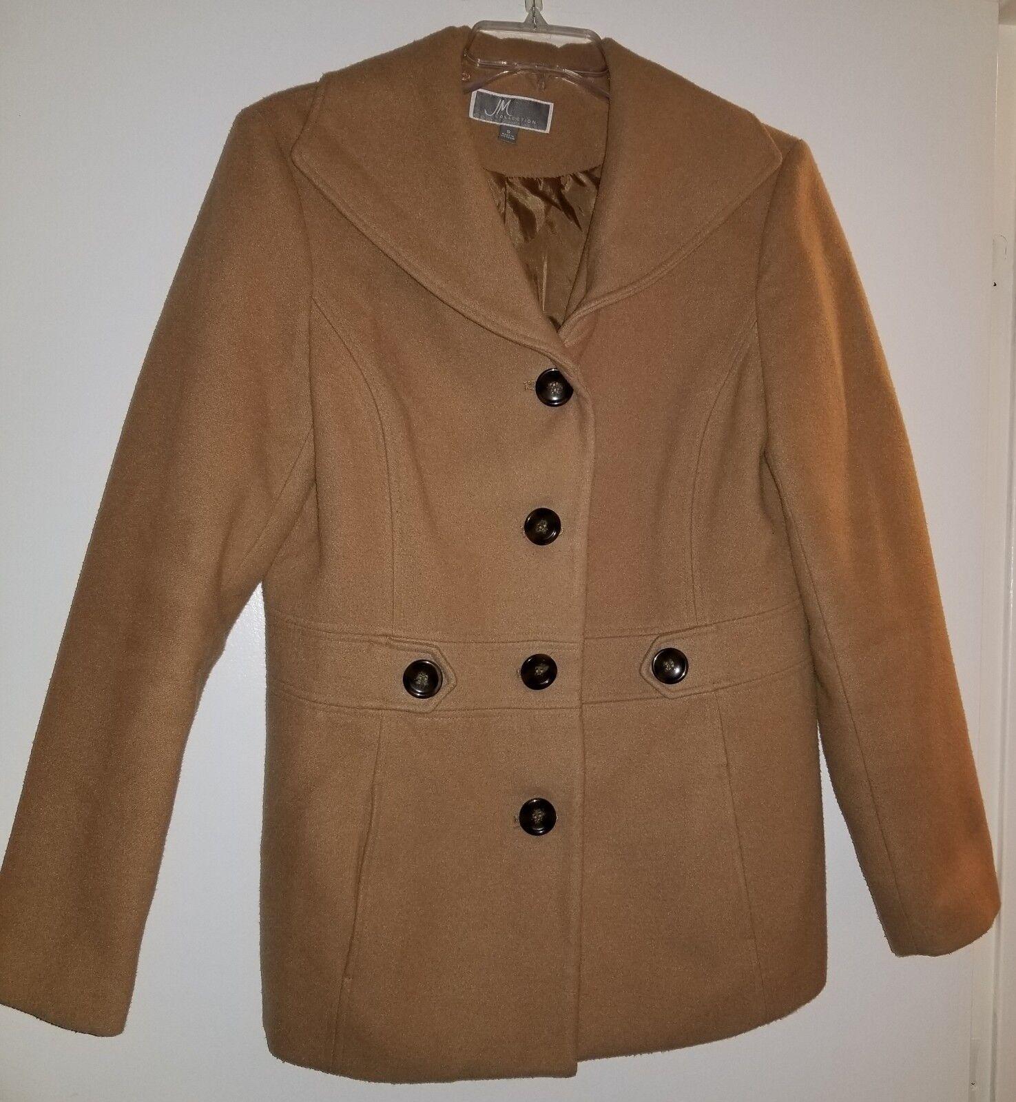 Jm Collection Coat Size Size Size S 1c62d8