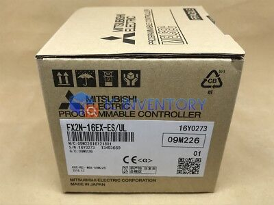 1pcs Mitsubishi FX2N-16EYR PLC Module New In Box