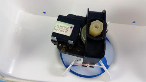 2162404  WP2182120  Whirlpool Refrigerator Evaporator Motor w//Bracket;  D6-3