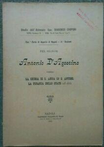 1900-CAUSA-LEGALE-SULLA-CHIESA-DI-SANT-039-ANNA-A-SANT-039-ANTIMO-NAPOLI