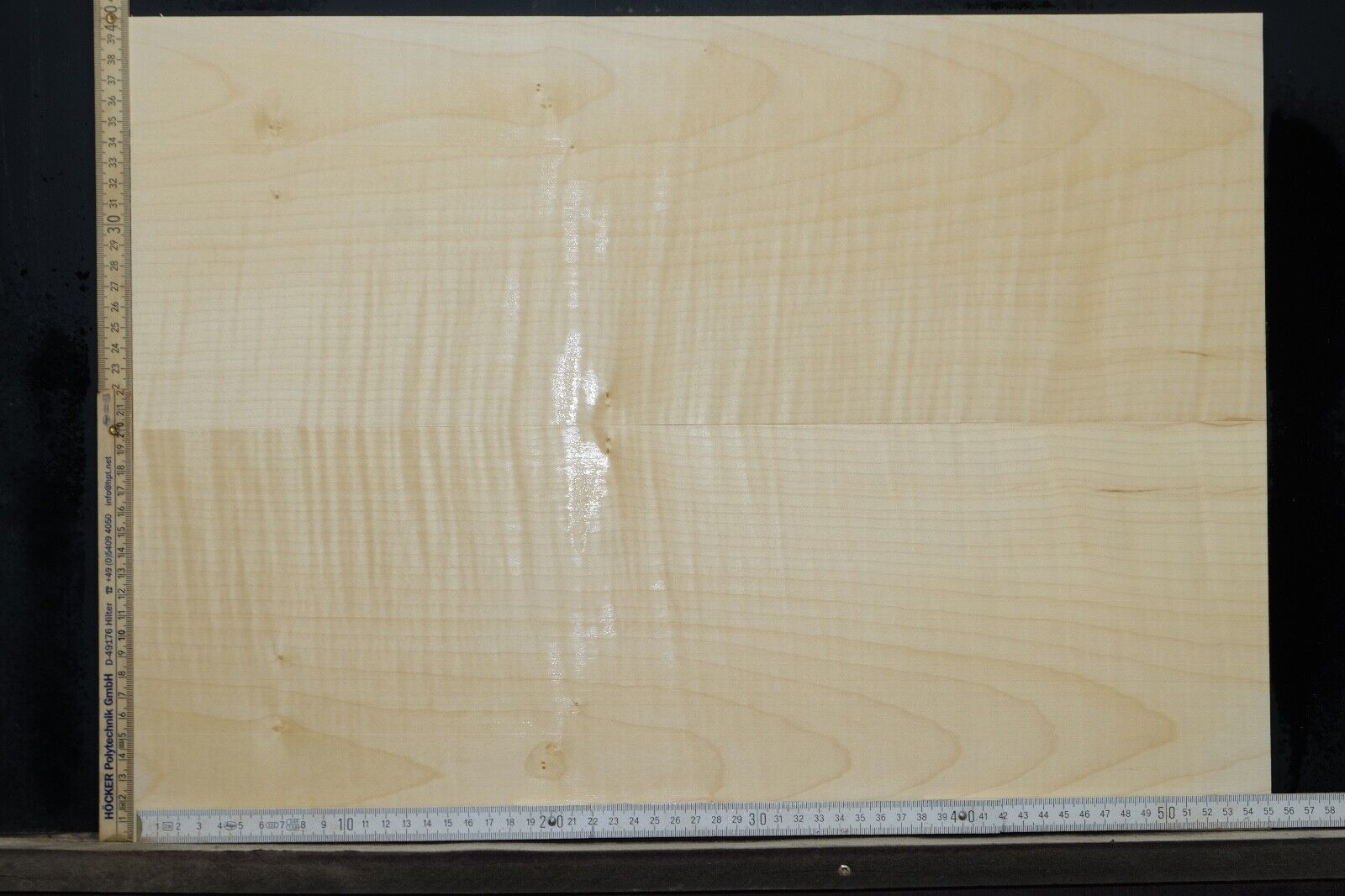Tonewood Riegel Ahorn Flamed Maple 7,0 mm Aufleimer Guitar Tonholz Droptop 420