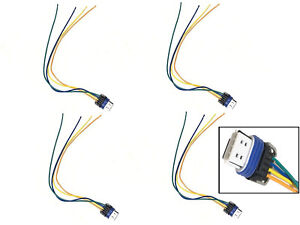 Set Of 4 1999 Coil Pack Wire Harness Connector Clips GMC Chevrolet. Is Loading Setof41999coilpackwireharness. Chevrolet. Chevy Silverado Coil Wiring Harness At Scoala.co