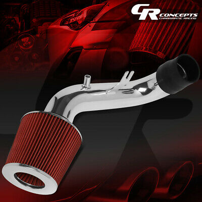 K/&N Typhoon Intake System Acura RSX 02 Red 69-0015TR