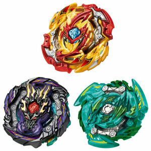Spinning-Toys-Beyblade-Burst-B-149-G-Triple-Booster-Set-Without-Luancher-No-Box
