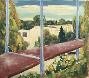 Hermann-feltendal-Denmark-Window-View-City-View-1-DUFY-61-x-72