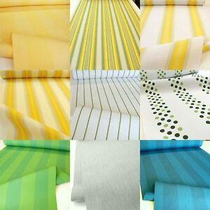 markisen stoff segeltuch sonnen uv schutz wetterfeste meterware 120cm breit ebay. Black Bedroom Furniture Sets. Home Design Ideas