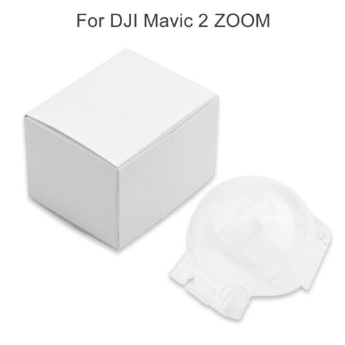 For DJI MAVIC 2 PRO Drone Transparent HD Gimbal Camera Lens Sun Hood Cap Cover