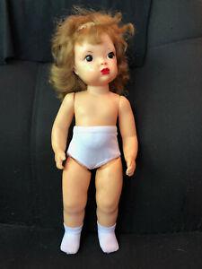 """12/"""" Marley White Undies Panties for  14/"""" Patience or 12/"""" slim doll"""