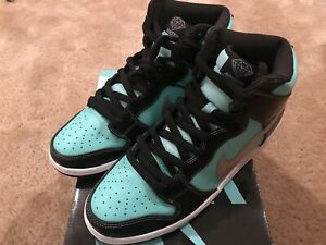 DS NIKE DUNK HIGH PRM SB X DIAMOND SUPPLY CO. SIZE 11 TIFFANY  ed4957274887