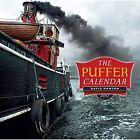 The Puffer Calendar 2017 David Hawson Birlinn 9781780273426