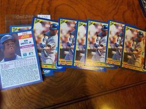 6e0e4955dc Lot of (9) 1990 Score #560 Ken Griffey Jr Seattle Mariners Jr ...