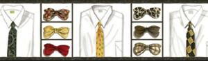Wallpaper-Border-Designer-Mens-Clothing-Haberdashery-Dress-Shirts-amp-Ties
