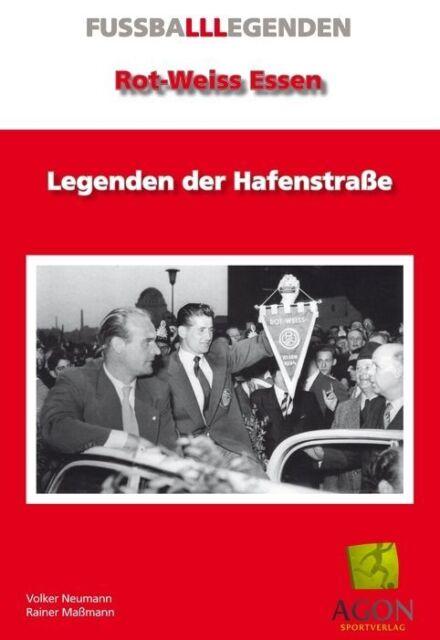 Rot-Weiss Essen von Rainer Massmann und Volker Neumann (2013, Kunststoffeinband)