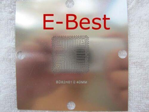 8*8 BD82Q57 SLGZW QMPD ES BD82P67 SLJ4C BD82Q67 SLJ4D SLH85 QNJB Stencil