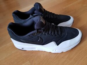 Details zu Nike Air Max 1 Ultra Moire☆Gr.42,5☆schwarzweiß