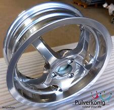 Pulverlack Set Chrome Effekt + Primer + Topcoat Pulverbeschichtung Powdercoating