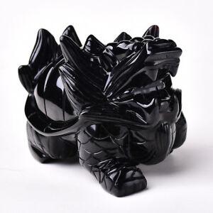 Genuine-Natural-Black-Obsidian-Crystal-Carving-Pixiu-Quartz-Hippocampus-Healing