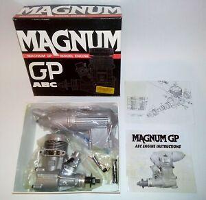Details about Thunder Tiger MAGNUM 65 GP SE ABC R/C Model Airplane engine  w/ Muffler No  901