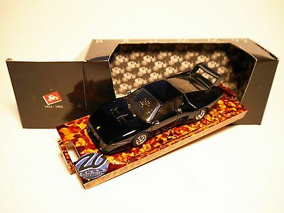 Ferrari 512 Bb (1980) In Nero Nero Noir Black-jubilee, Brumm In 1:43 Boxed!- Prezzo Di Vendita Diretto In Fabbrica
