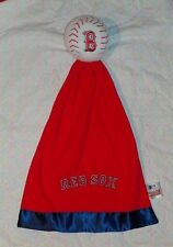 Boston Red Sox Snuggle Ball Security Blanket