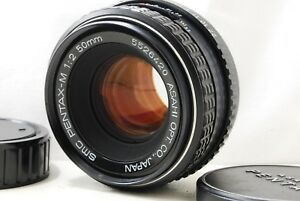 AS-IS-Pentax-M-SMC-50mm-f-2-Lens-for-PENTAX-K-Mount-From-Japan