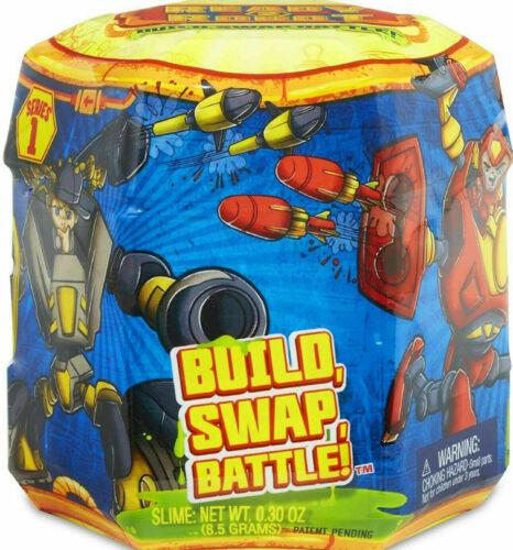 Genuine Ready2Robot Series 1 Slime Battle Blind Pack Brand New