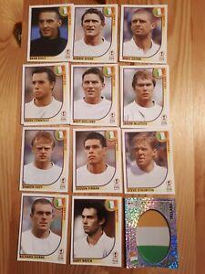 Panini-WM-2002-WC-1Sticker-au-choix-Ireland-player-Nr-349-366