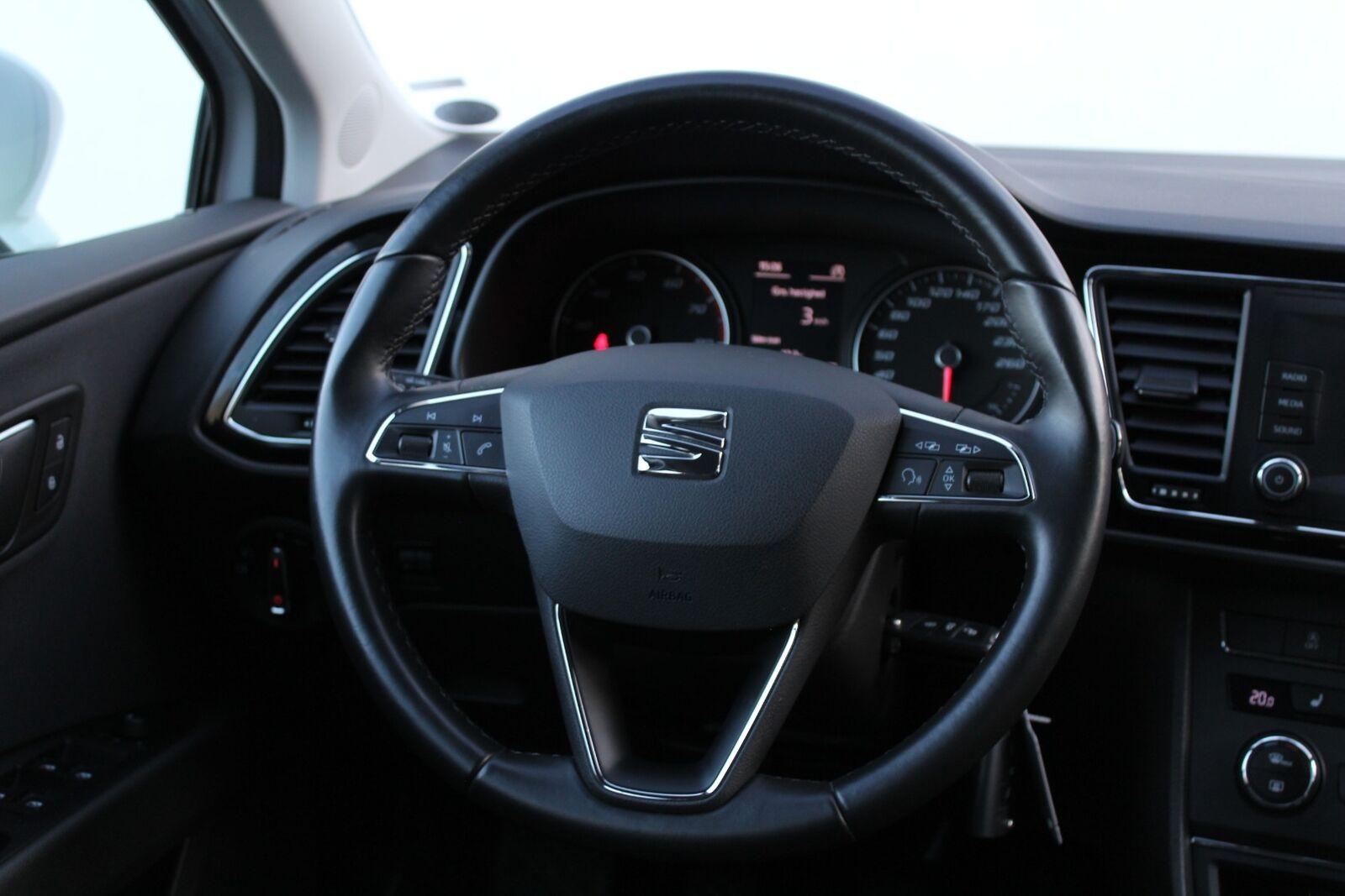 Seat Leon 1,0 TSi 115 Style ST - billede 8