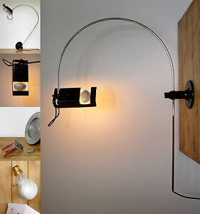 Lamp-Spider-Arco-Wall-Light-design-Joe-Colombo-Oluce-anni-60-space-age-cornalux