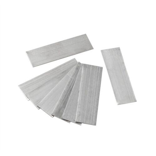 Ambassador Aluminium Lap Strips Pk50