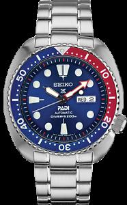 BRAND-NEW-SEIKO-SRPA21-PADI-PROSPEX-AUTOMATIC-PESPI-TURTLE-DIVERS-MEN-039-S-WATCH
