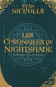 10-Romans-10-Euros-2013-Les-Chroniques-de-Nightshade-Livre-d-039-occasion