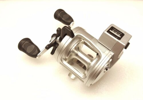 ADP27LCBLW Daiwa Accudepth Plus-B Levelwind 4.2:1 Dual Paddle Handle Left
