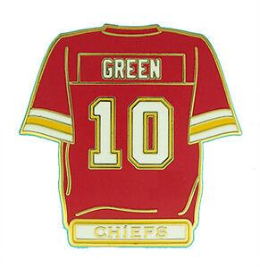 Trent-Green-10-Kansas-City-Chiefs-NFL-Jersey-Pin