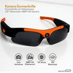 HD Kamera Brille Sportlich Brille UV Sonnenbrille brille glass 32MR