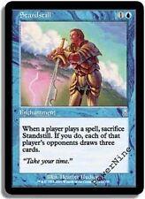 4 PLAYED Standstill - Blue Odyssey Mtg Magic Uncommon 4x x4