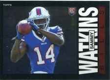 Chrome Football 2014 1985 Set #29 Sammy Watkins - Buffalo Bills